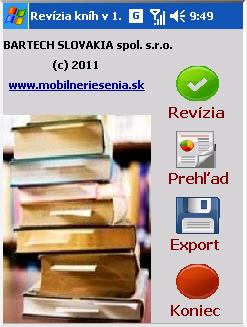 Revízia kníh